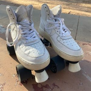Nike Other | Air Force Roller Skates